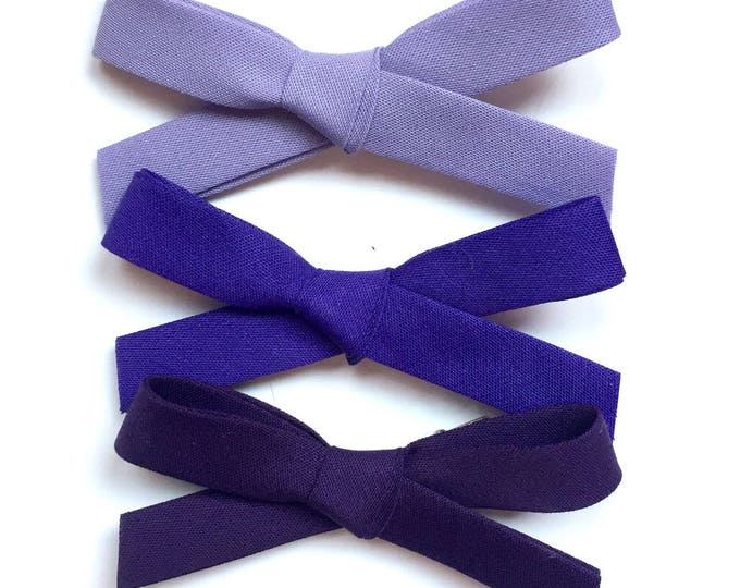Retro bow || Multiple colors