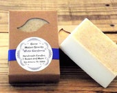 White Gardenia Luxury Handmade Soap 6.5 Oz by The Royal Bath House