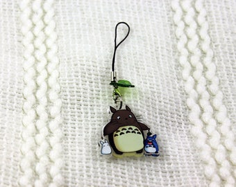 Studio Ghibli My Neighbor Totoro Acrylic Charms