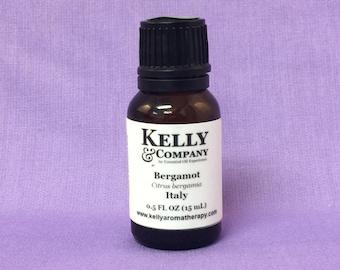 Bergamot (Citrus bergamia) Essential Oil15 mL