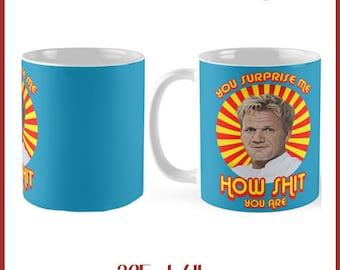 Funny Gordon Ramsay  325ml Mug