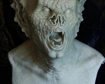 Bram Stokers Vampire Dracula Resin Blank Prop Model Kit Foam Filled