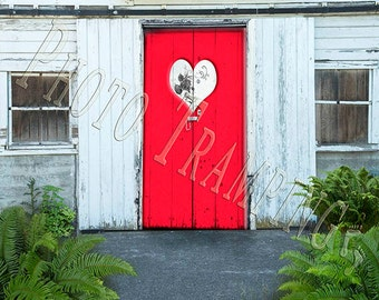 Heart Doors and More for Photo Backdrop