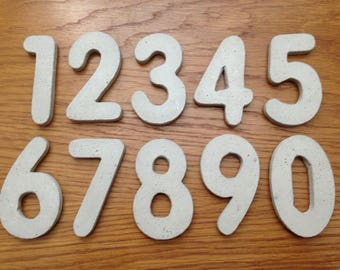 Concrete Numbers