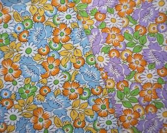 1930s Florals by Chanteclaire Fabrics - Fat Quarter Bundle - 2 pieces