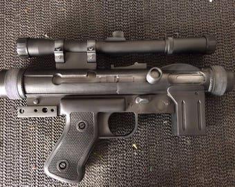 SE-14R Death Trooper Blaster (Kit)