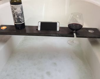 Bath tub board / bath caddy