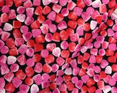 Pink Gum Drops from the Candy Store Collection by Maria Kalinowski for Benartex