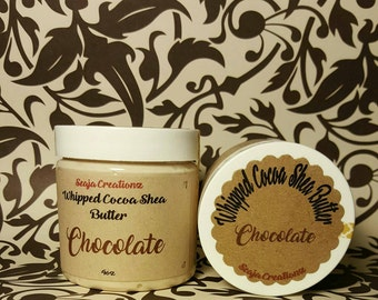 Whipped Cocoa Shea Butter