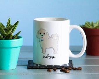 Maltese Mug (boy)