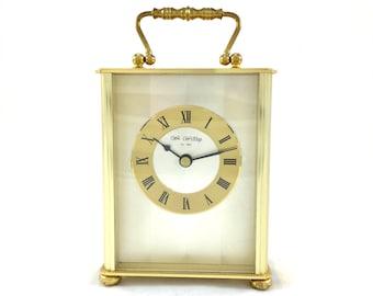 William Widdop Carriage Clock