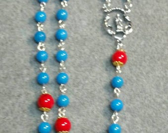 Custom Handmade Rosaries, Made to Your Specifications.