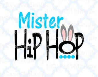 Mister Hop SVG,EPS,PNG,Studio