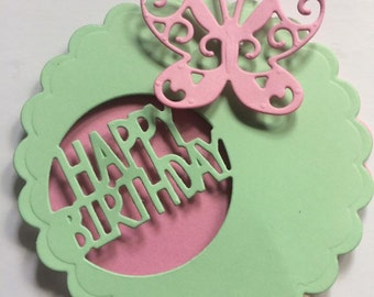 PRINTABLE Birthday party cake tops nesting dolls 6 designs