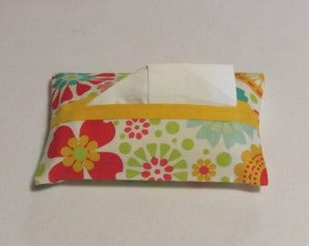 Tissue Holder, Tissue Storage, Purse Accessory, Pocket Tissue Pouch