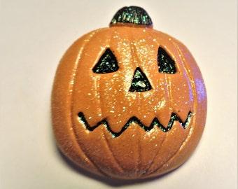 Jack-O-Lantern Pin