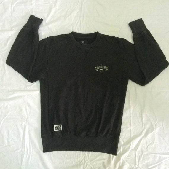 Vintage billabong sweatshirt big logo spellout