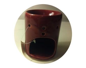 Fragrance lamp in Brown