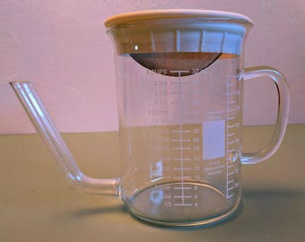 Catamount 4 Cup Gravy Separator Flame Proof 1980s