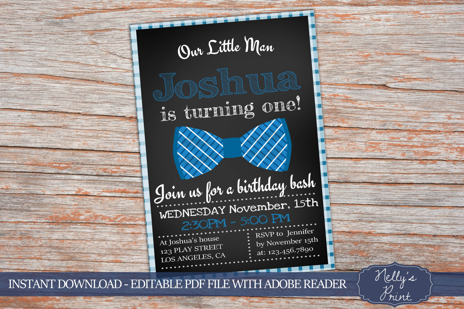 Bowtie birthday invitation little man birthday invitation bowtie bowtie birthday invitation little man birthday invitation bowtiebowtie party self editable filmwisefo