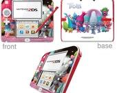 Trolls Vinyl Skin Sticker for Nintendo DS liteDSiDSi xl3DS3DS xlNew 3DS cstickNew 3DS xl cstick2DS