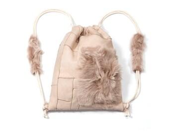 GyuBerlin X Bang Leather bag