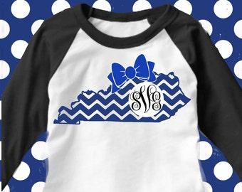 Kentucky SVG, Kentucky monogram svg, Big Blue,Cats svg/Cat paw svg , Big Blue Nation,Cute ...