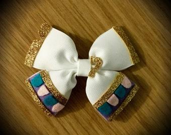 Chip Beauty and the Beast Disney Princess Hair Bow