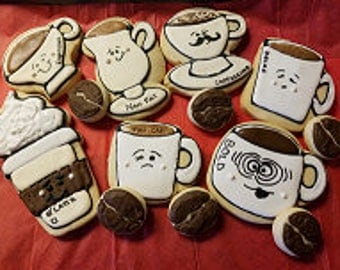 Coffee Lover Cookies