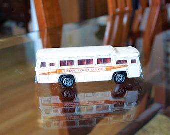Tomica Fuji Semi-Decker Type Bus, No. 41 - Made in Japan – 70's