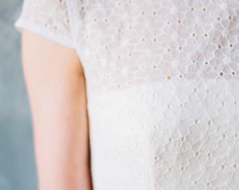 "Wedding dress  ""Sweet daisy"""