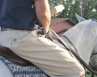 Traditional pants for Polo, bombachas man, Riding breeches, trousers with pence, Polo equipment, buggy thighs men
