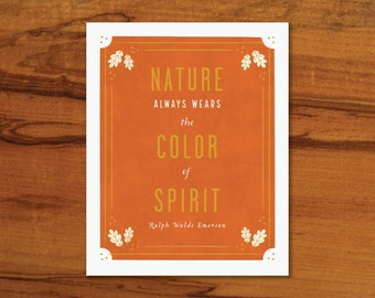 Color of Spirit Print