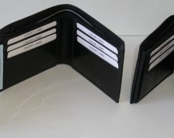 Buff Leather Wallet