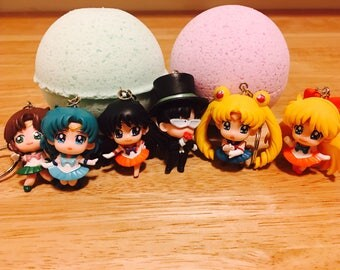 Sailor Moon Surprise Bath Bomb