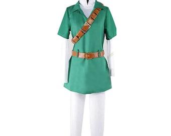 Legend of Zelda Link Cosplay Costumes