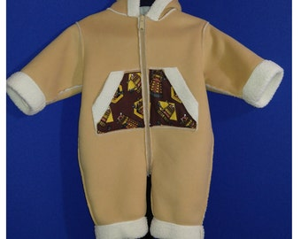 Dalek Baby Snow Suit