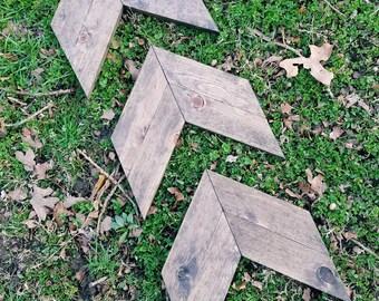 Chevron arrows. Farmhouse arrows, Rustic arrows, Farmhouse decor, Gallery wall, Farmhouse decor