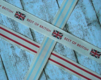 "Band set ""Best of British"" 3x2 meter"