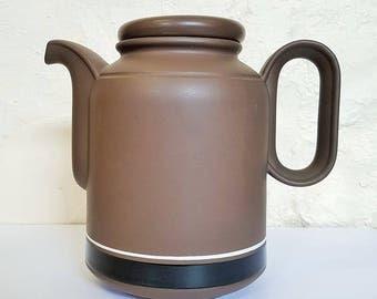 Hornsea coffee pot - 'Contrast' design