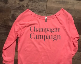 Pink Champagne sweat