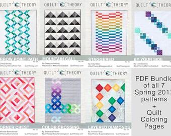 PDF Pattern Bundle 2