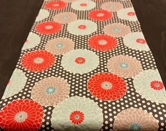 Table Runner - Marigolds and Polka Dots