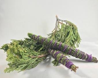 Cedar Smudge Stick - Small