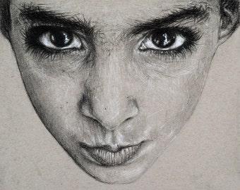 Limited Edition Print, 'Portrait #13'