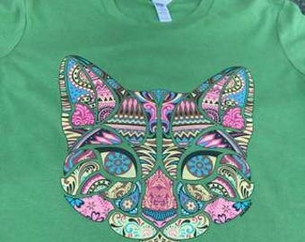 Cool Cat Lady Tee