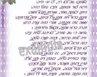 Jewish blessing * Jewish prayer * Jewish home