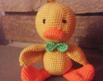 Duck crochet