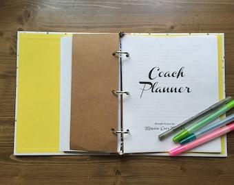 Beachbody Coach Planner Version 2