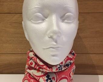 Multifunctional flower headband